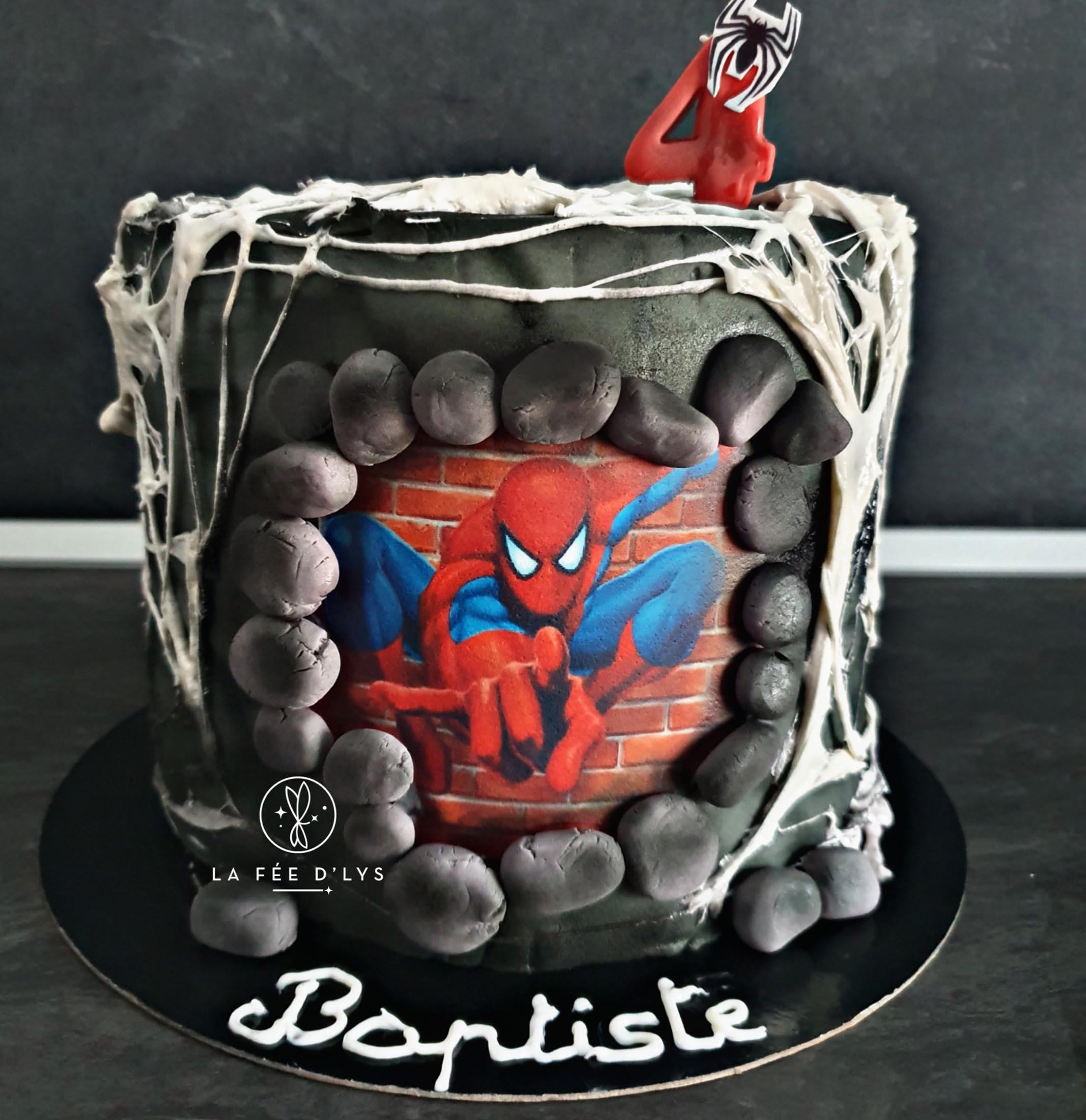 Cake Design - Baptiste