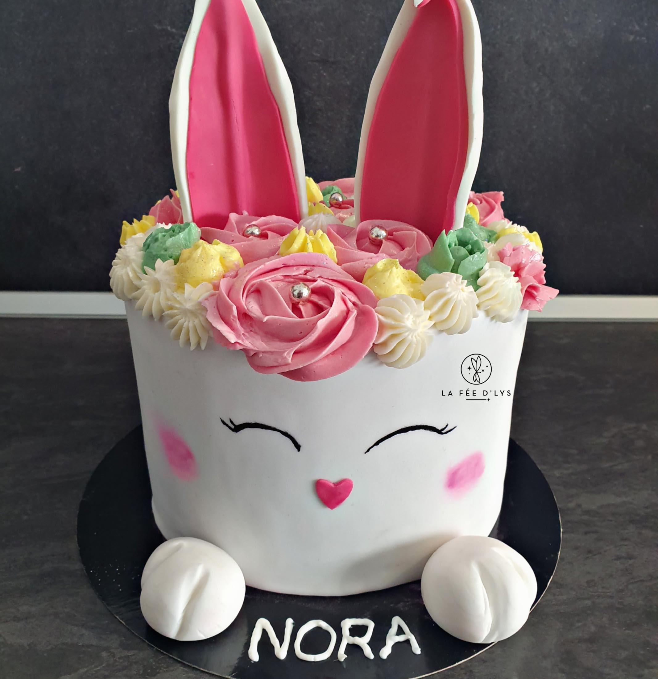 Cake Design - Nora